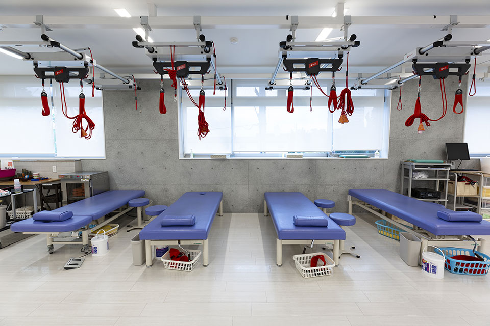 最新・最善の医療・介護を追求したリハビリテーションを提供致します